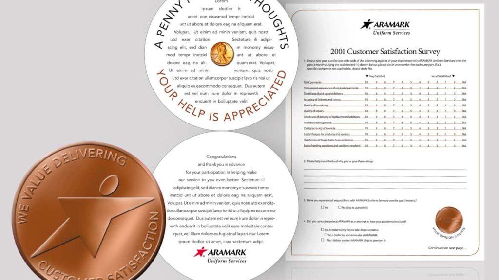 Aramark Survey